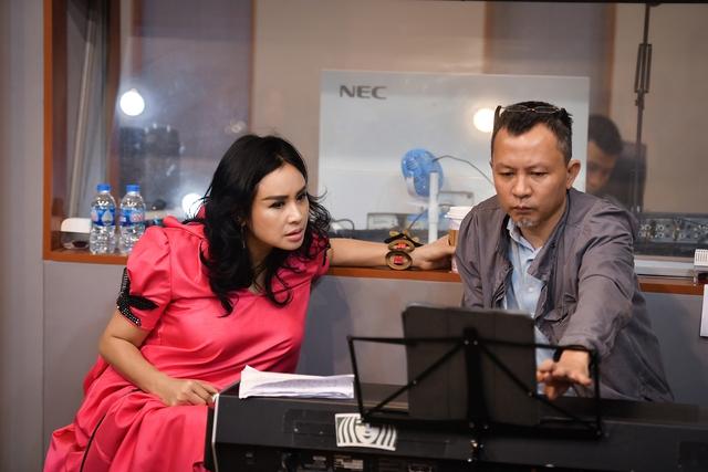 Diva Thanh Lam gấp rút chuẩn bị cho đêm nhạc tri ân các bác sĩ - Ảnh 2.