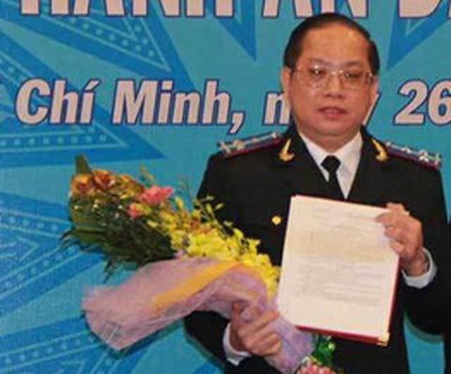 Giáng chức Cục trưởng Cục Thi hành án dân sự TP HCM  - Ảnh 1.