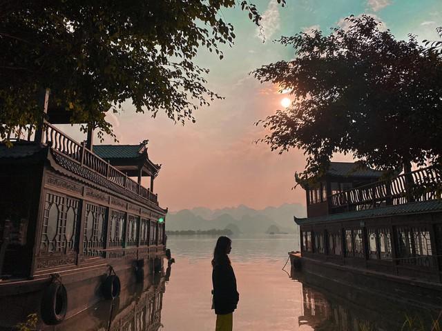 Kinh nghiệm đi chùa Tam Chúc để không bị đông nghẹt người mà lại ngắm được cảnh đẹp - Ảnh 3.