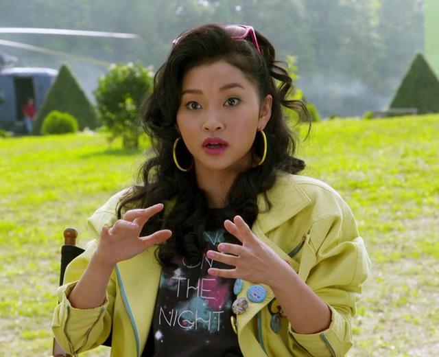 Nữ diễn viên gốc Việt nổi tiếng nhất ở Hollywood: Từ bé gái bị bỏ rơi ở trại mồ côi đến ngôi sao tỏa sáng nhờ series trên Netflix - Ảnh 3.