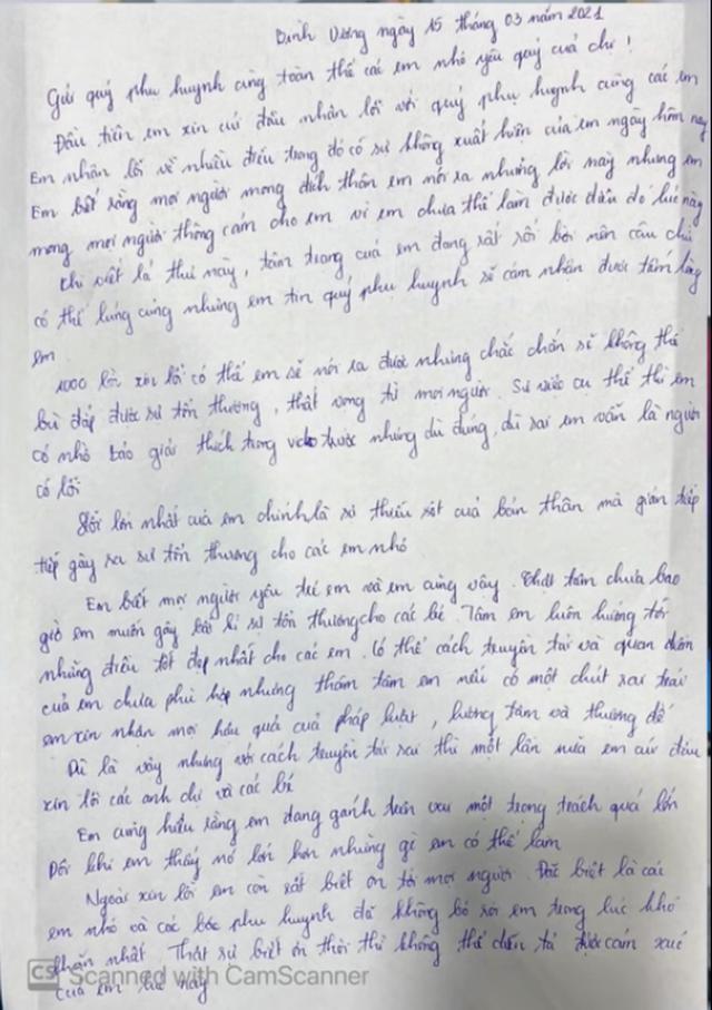 Thơ Nguyễn quyết định tắt kiếm tiền trên các kênh YouTube, ẩn toàn bộ video và gửi lời xin lỗi phụ huynh cùng các em nhỏ - Ảnh 4.
