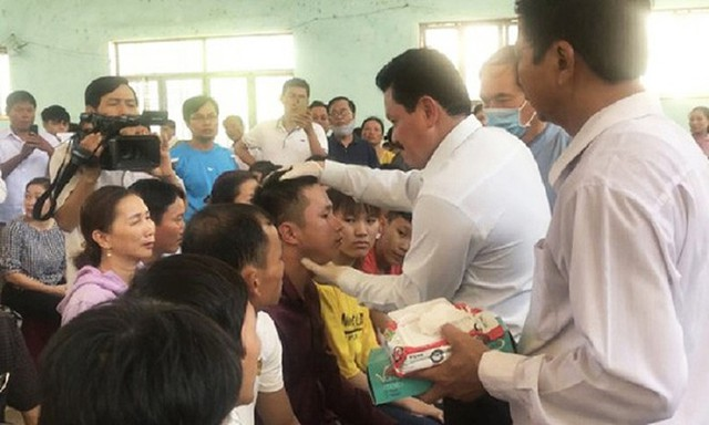 Sự thực Thần y Võ Hoàng Yên ra tay chữa bệnh tại Quảng Ngãi - Ảnh 6.