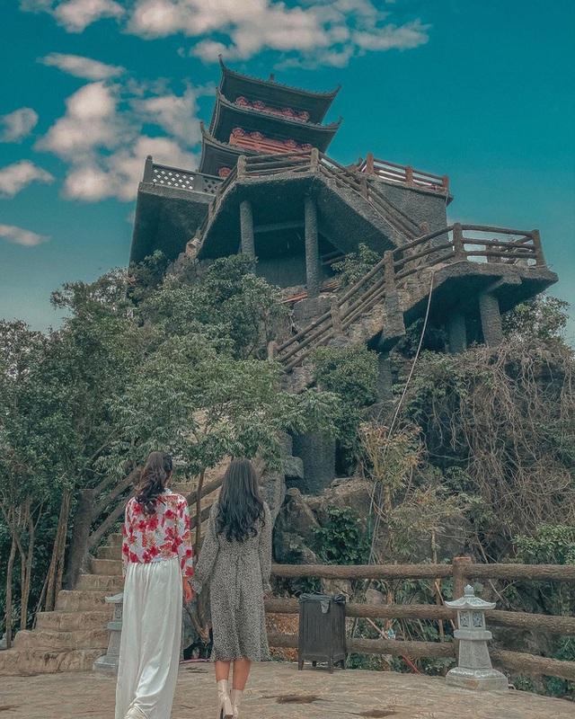 Kinh nghiệm đi chùa Tam Chúc để không bị đông nghẹt người mà lại ngắm được cảnh đẹp - Ảnh 7.