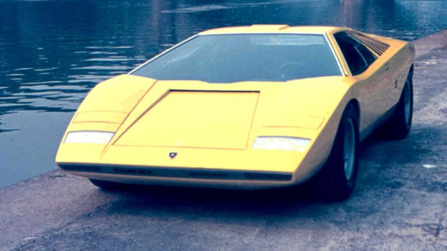 Huyền thoại Lamborghini Countach tròn 50 tuổi - Siêu xe được dán đầu giường của tín đồ siêu bò - Ảnh 1.