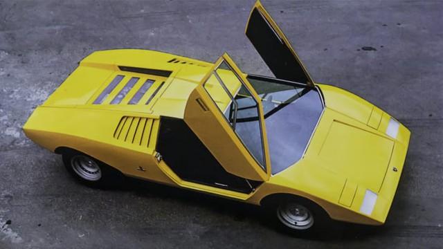 Huyền thoại Lamborghini Countach tròn 50 tuổi - Siêu xe được dán đầu giường của tín đồ siêu bò - Ảnh 4.