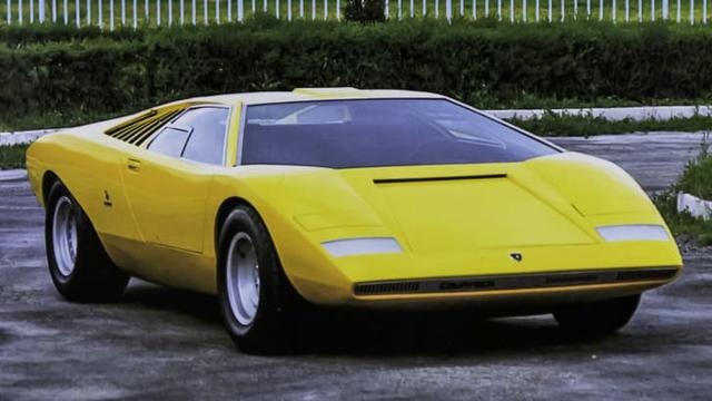 Huyền thoại Lamborghini Countach tròn 50 tuổi - Siêu xe được dán đầu giường của tín đồ siêu bò - Ảnh 2.