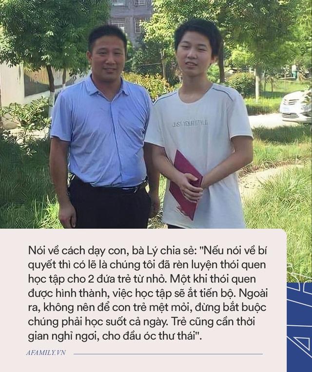 Hai anh em đỗ đại học TOP 1 châu Á, báo chí kéo đến nhà phỏng vấn rầm rộ, bà mẹ nói đúng 1 câu mà ai cũng gật gù tâm đắc - Ảnh 3.