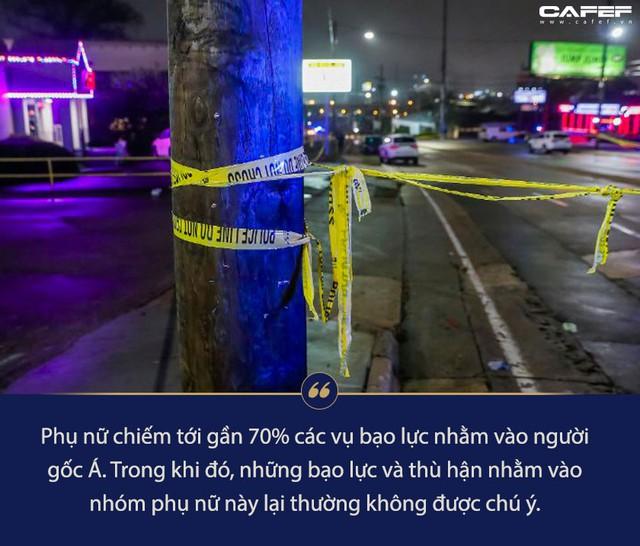 Góc khuất đau thương của phụ nữ gốc Á trên đất Mỹ nhìn từ 3 vụ xả súng quán mát xa làm 8 người chết - Ảnh 6.