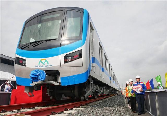 COVID-19 gây thiệt hại ra sao với hai tuyến metro ở TPHCM? - Ảnh 1.
