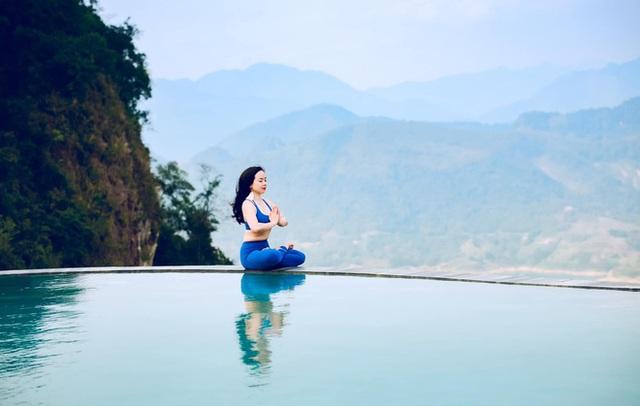 Cô gái vàng Yoga VN tiết lộ thời điểm thần thánh nên tập Yoga, 5 giải pháp để làm mới thân và tâm - Ảnh 1.