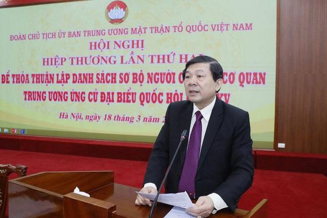Thủ tướng Nguyễn Xuân Phúc được giới thiệu ứng cử Quốc hội ở khối Chủ tịch nước - Ảnh 1.
