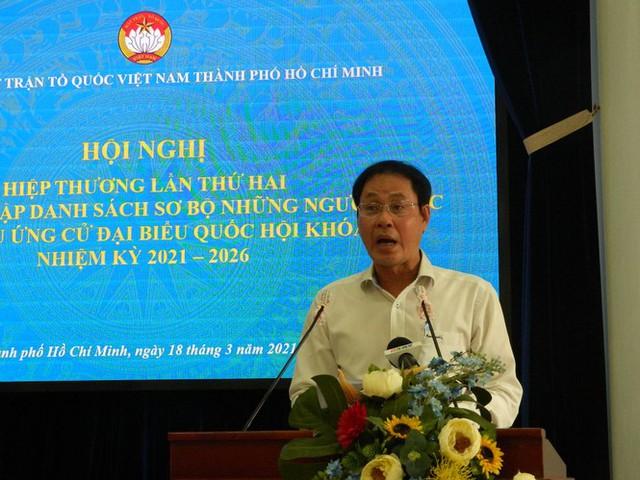 Bà Nguyễn Thị Quyết Tâm không tái ứng cử Đại biểu Quốc hội khóa XV - Ảnh 1.