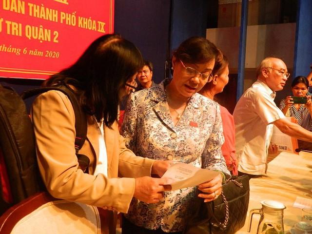 Bà Nguyễn Thị Quyết Tâm không tái ứng cử Đại biểu Quốc hội khóa XV - Ảnh 2.