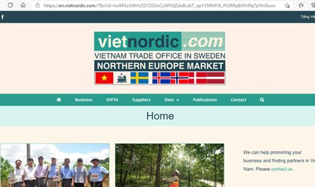 Thêm một cánh cửa thâm nhập thị trường Bắc Âu - Ảnh 1.