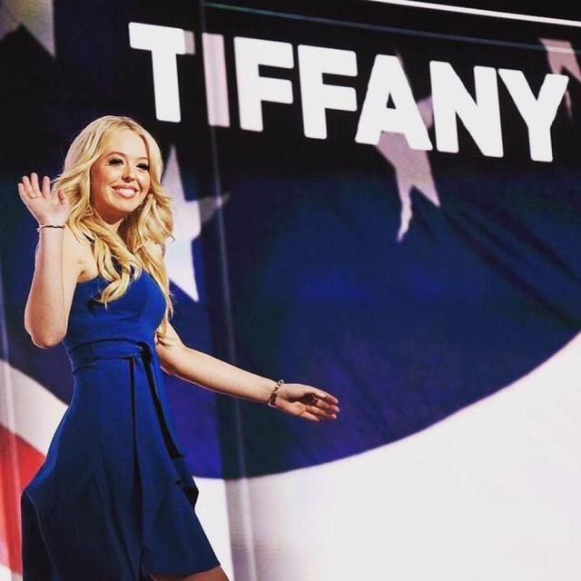 Nàng út cừu đen Tiffany của nhà Trump: Xây dựng danh tiếng theo cách khác biệt, đính hôn với tỷ phú, cực nổi tiếng trong giới siêu giàu - Ảnh 3.