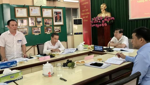 Chủ tịch Nguyễn Thành Phong: Tôi rất buồn mỗi khi cán bộ nộp đơn xin nghỉ  - Ảnh 1.