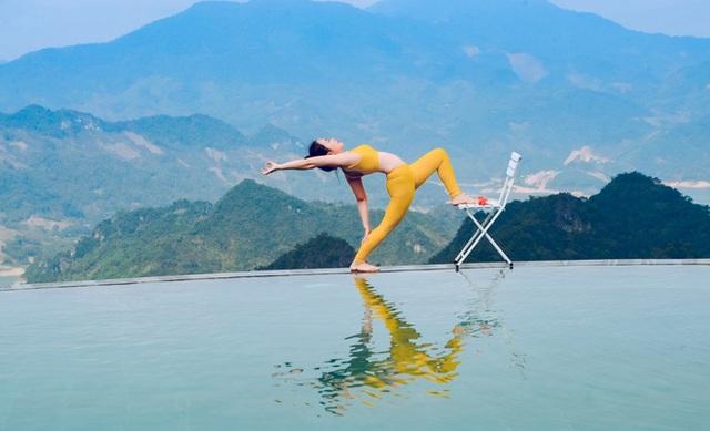 Cô gái vàng Yoga VN tiết lộ thời điểm thần thánh nên tập Yoga, 5 giải pháp để làm mới thân và tâm - Ảnh 14.