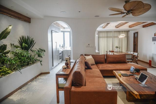 Ca nương Kiều Anh khoe nhà: Căn hộ đập thông 300m2, chi phí sửa sang bằng tiền mua 1 căn chung cư nữa - Ảnh 3.