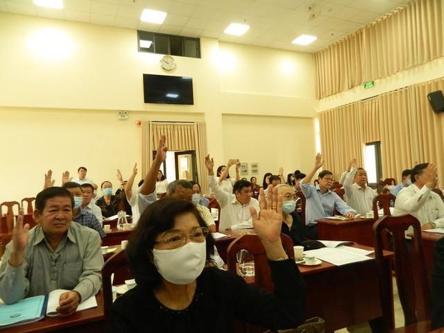 Bà Nguyễn Thị Quyết Tâm không tái ứng cử Đại biểu Quốc hội khóa XV - Ảnh 3.