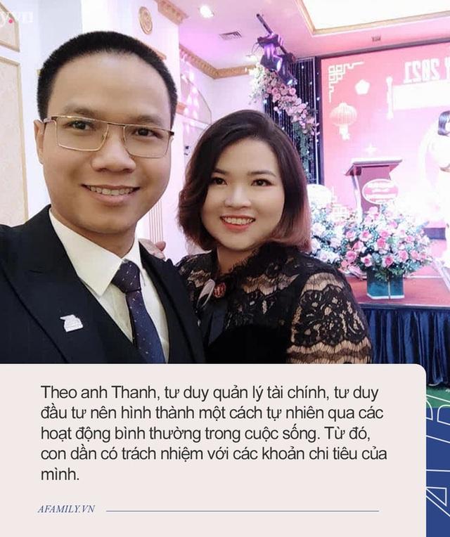 Dạy con làm việc nhà và trả lương, ông bố Hà Nội giúp con đầu tư, tiết kiệm được… gần 70 triệu đồng - Ảnh 5.