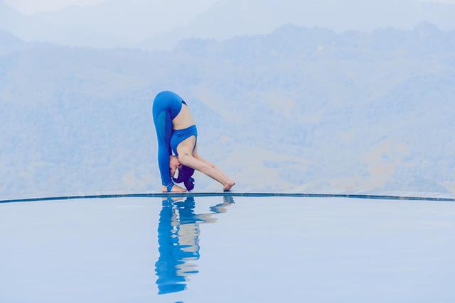 Cô gái vàng Yoga VN tiết lộ thời điểm thần thánh nên tập Yoga, 5 giải pháp để làm mới thân và tâm - Ảnh 6.