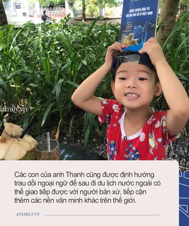 Dạy con làm việc nhà và trả lương, ông bố Hà Nội giúp con đầu tư, tiết kiệm được… gần 70 triệu đồng - Ảnh 7.