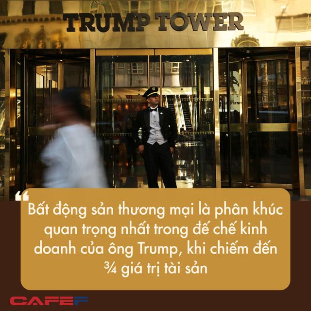 Ông Trump sau khi rời Nhà Trắng: Đối diện với đế chế kinh doanh ngập nợ, nguồn thu từ những con gà đẻ trứng vàng một thời sụt giảm mạnh  - Ảnh 2.