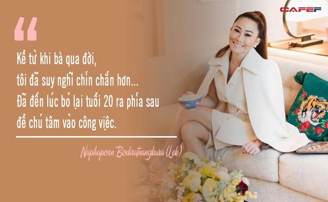 """Ái nữ thừa kế tập đoàn """"gã khổng lồ"""" Thái Lan: Từng được mệnh danh là Paris Hilton của xứ sở chùa Vàng, 30 tuổi """"quay đầu là bờ"""" xây dựng đế chế của gia đình - Ảnh 3."""