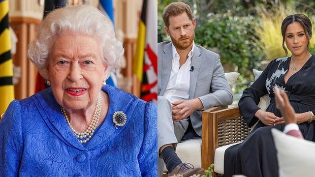 3 bài học vàng Nữ hoàng Anh tinh tế đưa ra để răn dạy nhà Meghan Markle sau cuộc phỏng vấn, càng ngẫm càng thấy đúng - Ảnh 1.