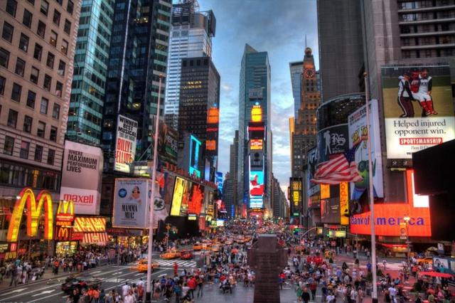 New York giữ vững ngôi đầu trung tâm tài chính thế giới, London hụt hơi ở vị trí thứ 2 - Ảnh 1.