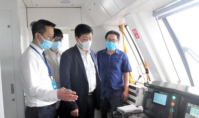 Phó Chủ tịch Hà Nội: Không có chuyện bàn giao từng phần dự án đường sắt Cát Linh - Hà Đông - Ảnh 2.