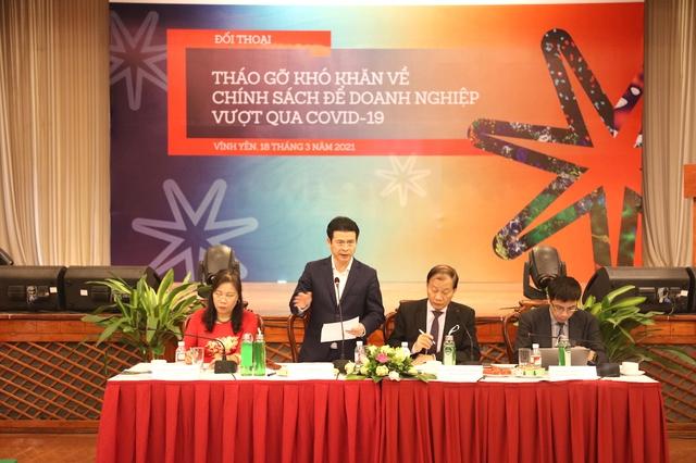 """VCCI: Chính sách hỗ trợ cần điều chỉnh phù hợp """"trạng thái bình thường mới"""" - Ảnh 1."""
