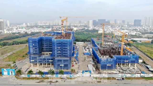 Loạt dự án bất động sản TPHCM sắp được gỡ rối? - Ảnh 1.