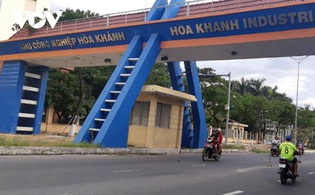 Đề nghị truy thu tiền thuê 7.000m2 đất tạiKhu Công nghiệp Hòa Khánh Đà Nẵng - Ảnh 1.