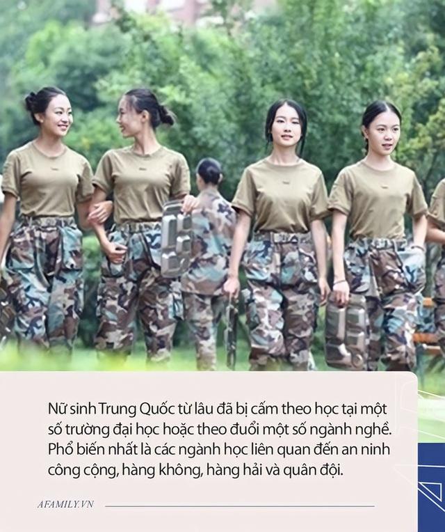Có 1 quốc gia không cho học sinh nữ theo học một số trường hoặc theo đuổi một số ngành nghề, nguyên nhân chỉ vì điều này - Ảnh 2.
