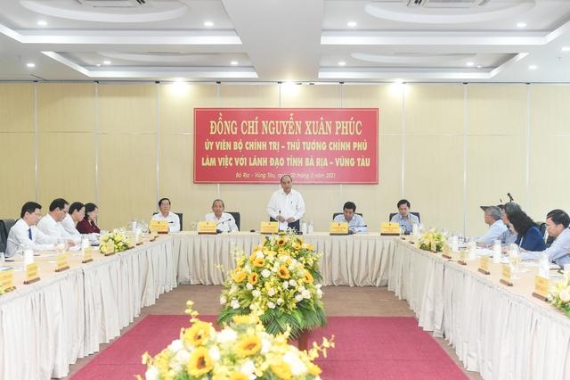 Thủ tướng gỡ vướng cho cụm cảng nước sâu lớn nhất cả nước - Ảnh 2.