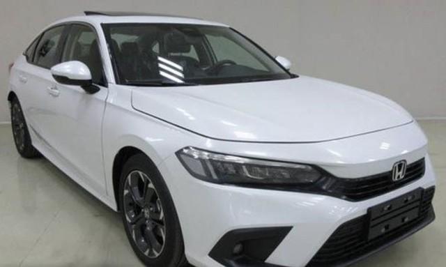 Honda Civic 2022 lộ ảnh thật – bản thu gọn của Accord - Ảnh 1.
