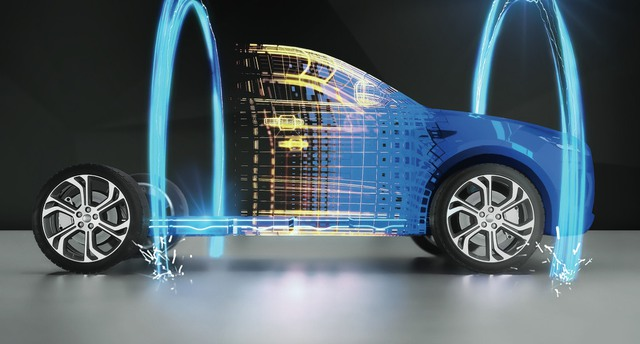 Xe điện có gì hot mà cả thế giới đua nhau làm? - Ảnh 1.