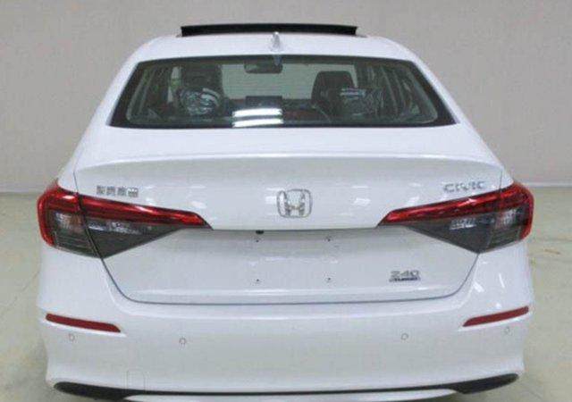 Honda Civic 2022 lộ ảnh thật – bản thu gọn của Accord - Ảnh 2.