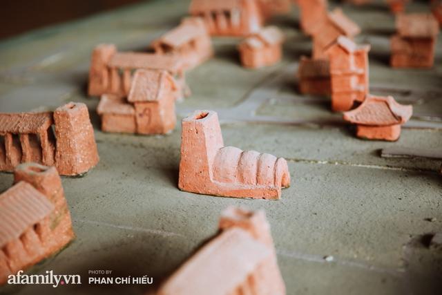 Làng cổ Bát Tràng xuất hiện công trình cực hấp dẫn giống những chiếc bàn xoay khổng lồ, chuẩn bị trở thành điểm du lịch siêu hot vào mùa Hè này - Ảnh 12.