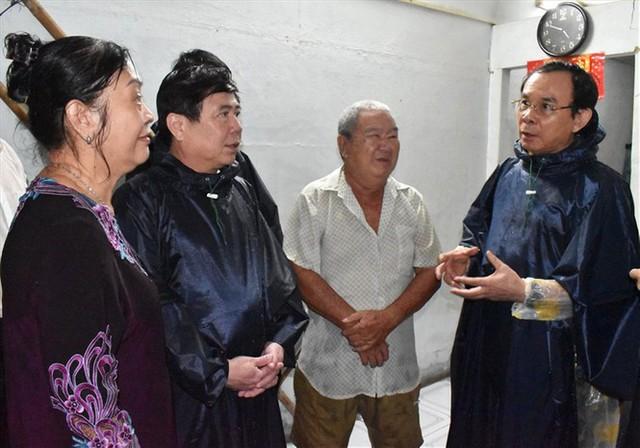 Lãnh đạo TPHCM nói lý do Bí thư Thành ủy Nguyễn Văn Nên không ứng cử Quốc hội - Ảnh 3.