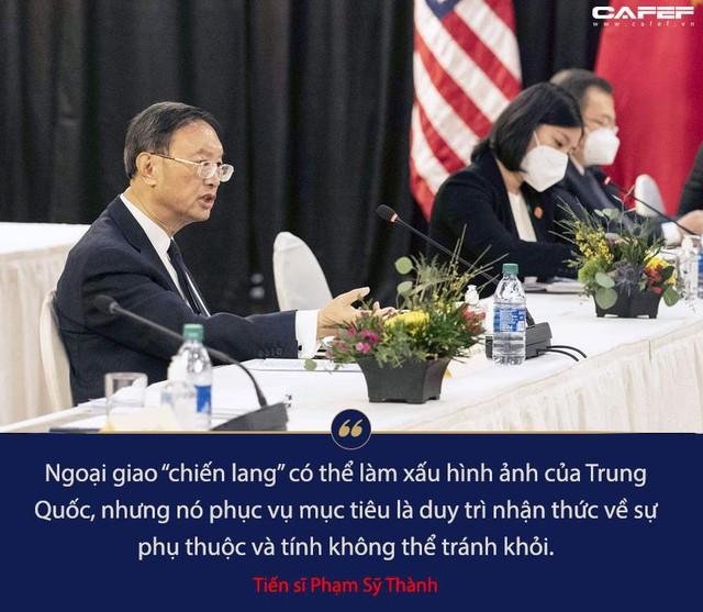 """TS Phạm Sỹ Thành: Không chỉ là """"cãi vã"""", """"ăn miếng trả miếng"""", Trung Quốc đạt được mục đích khi tới Alaska - Ảnh 5."""