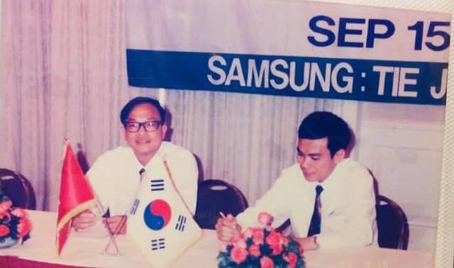 """""""Nghệ thuật đánh trận"""" của Samsung tại Việt Nam qua chuyện kể của ông Tô Chính Nghĩa - Ảnh 2."""