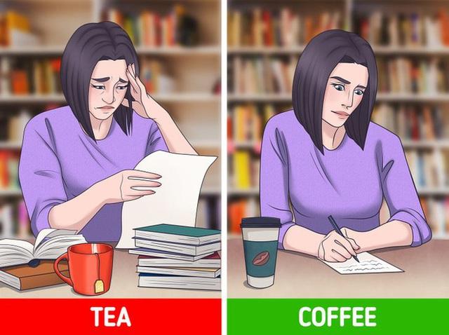 Buổi sáng uống cà phê hay trà sẽ tốt hơn: Nghiên cứu đưa ra 5 lý do khiến người yêu cà phê cười thầm - Ảnh 2.