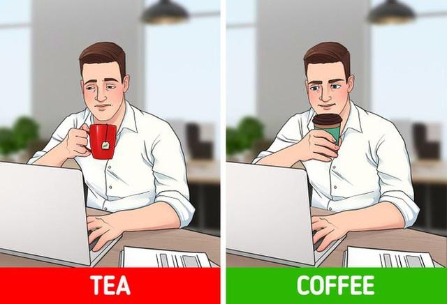 Buổi sáng uống cà phê hay trà sẽ tốt hơn: Nghiên cứu đưa ra 5 lý do khiến người yêu cà phê cười thầm - Ảnh 3.