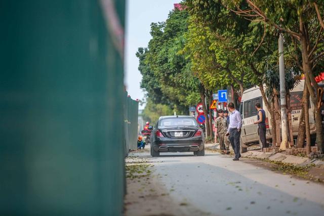 CLIP: Hàng trăm công nhân hối hả xây cầu Vĩnh Tuy 2 mức đầu tư 2.538 tỉ đồng  - Ảnh 13.