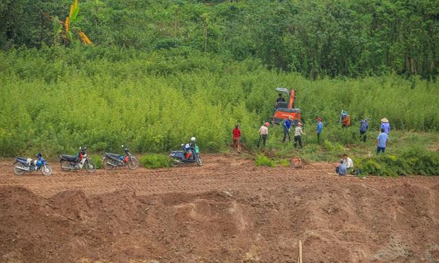 CLIP: Hàng trăm công nhân hối hả xây cầu Vĩnh Tuy 2 mức đầu tư 2.538 tỉ đồng  - Ảnh 5.