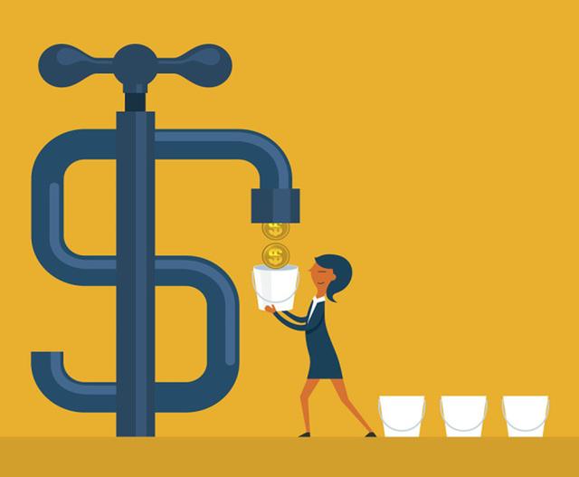 Nghèo không đáng sợ, điều đáng sợ hơn là bạn thiếu tư duy đầu tư: Khi bắt đầu nghiêm khắc quản lý tài chính, cuộc sống sẽ bắt đầu một vòng tuần hoàn tốt đẹp. - Ảnh 1.