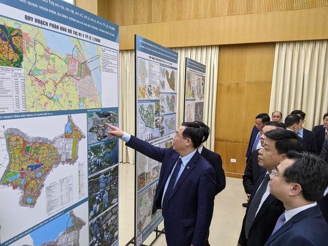CLIP: Hà Nội quy hoạch 4 quận nội đô lịch sử, 215.000 người cùng hàng chục cơ quan di dời  - Ảnh 2.