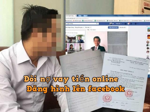 """Một Giám đốc bị """"khủng bố"""", bêu riếu lên facebook dù không vay nợ - Ảnh 1."""